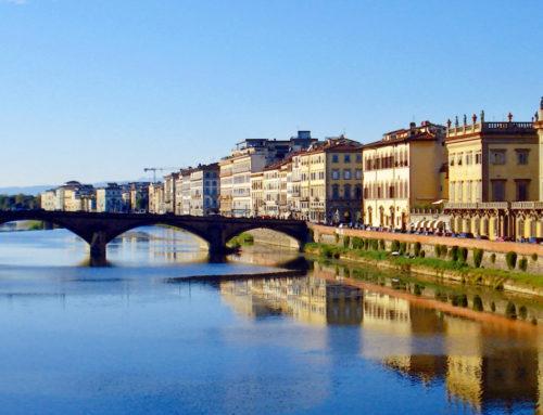 Ridurre il rischio alluvione nelle città d'arte: il caso di Firenze. Reducing the Flood Risk of Art Cities: The Case of Florence.