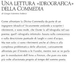 Dante-ingegneria idraulica_Giorgio Valentino Federici