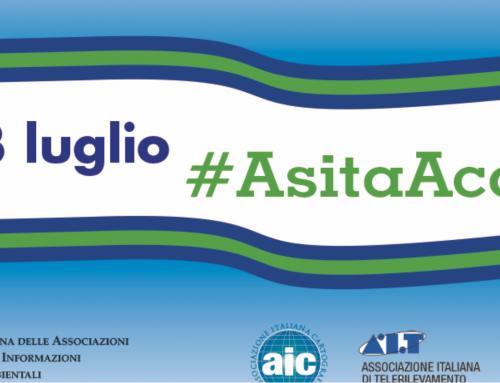 Valentina Bonora parla dell'Arno durante la Sessione 1 di AsitaAcademy2021!