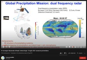 IV Convegno Nazionale di Radar meteorologia - 6 luglio 2021 - sessione pomeridiana