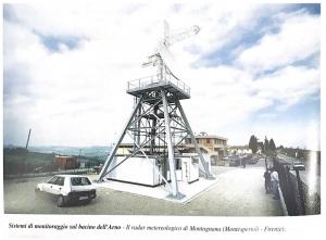 Il Radar presso Montagnana